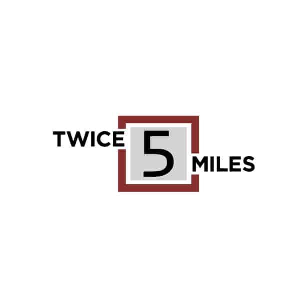 twice-5-miles