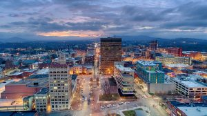 Asheville, NC - Aerial Photography