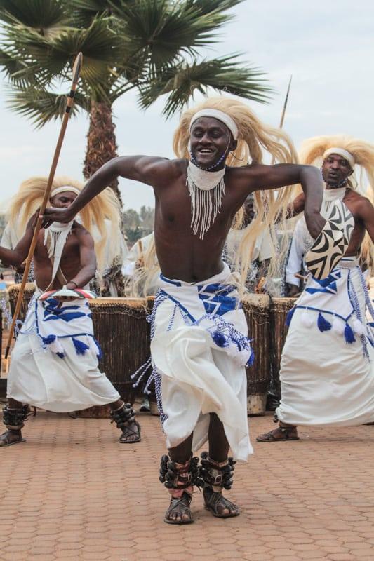 LEAF Intore Cultural Troop - Kigali, Rwanda
