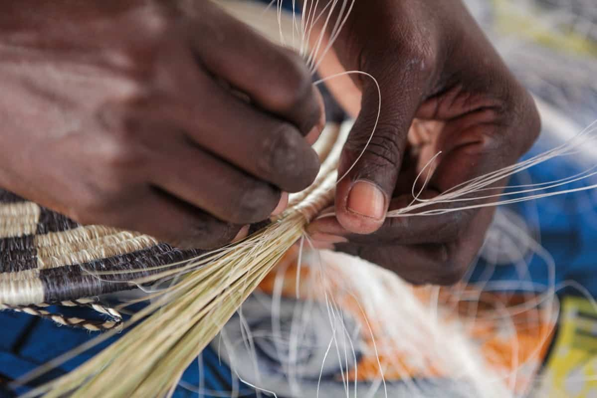 Covaga Weavers - Bugesera Rwanda